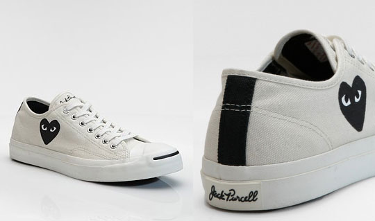 converse cdg play jack purcell