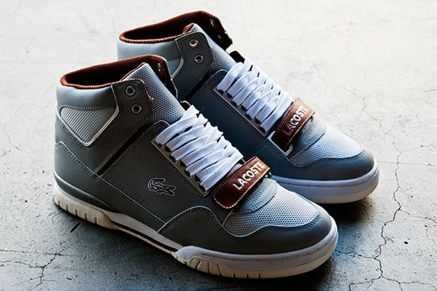 Lacoste Chaussure Nouvelle Collection