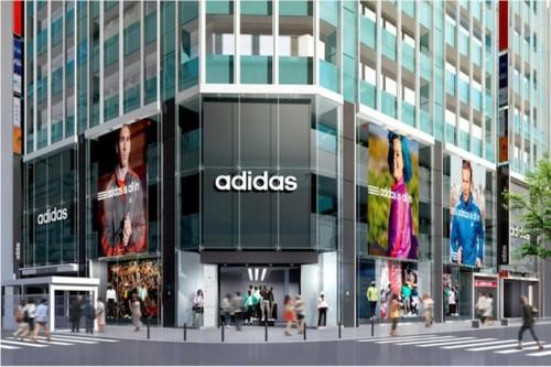 d7f1ce711 adidas brand core store shinjuku   SHOES MASTER