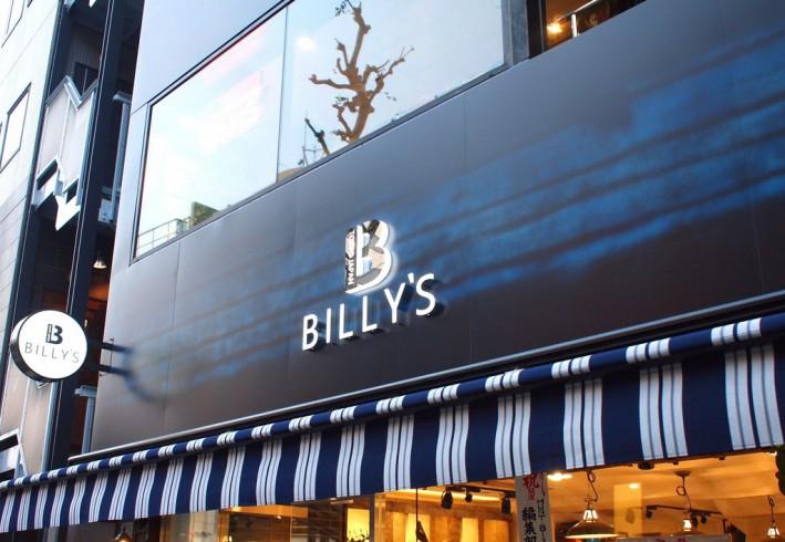 109b33caa7 BILLY S SHIBUYA 本日オープン