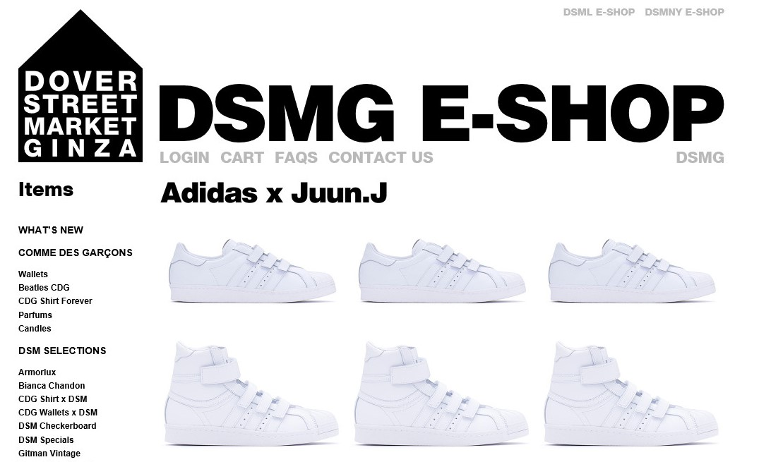 sports shoes 35390 e9ee1 adidas by Juun.J Superstar 80S JJ | SHOES MASTER