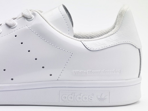 best website eb248 62e9b adidas Originals Stan Smith Patent × White Mountaineering 5.30.sat Release!  2015summer consortium wtmtng 3-thumb-520x390-40860