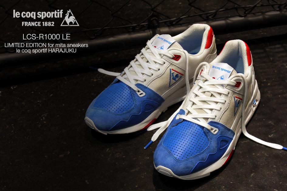 904a8ee387b5 取扱店舗:mita sneakers、le coq sportif HARAJUKU.  mitasneakers logo 300 78  V309557823