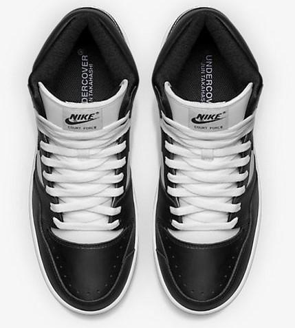 premium selection d5c74 ea32e NikeLab Court Force × Undercover Now On Sale!