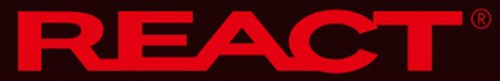 REACTロゴ