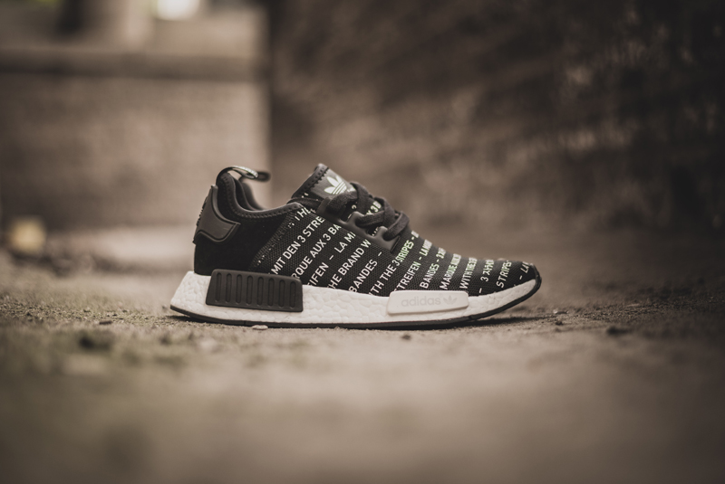 4360752ab adidas Originals NMD Whiteout Blackout pack