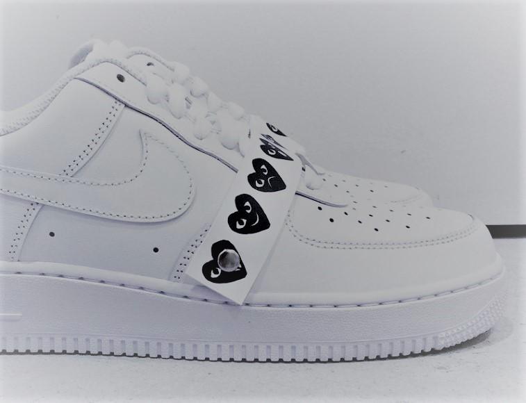 COMME des GARÇONS Nike Air Force 1 Collaboration?   SHOES MASTER
