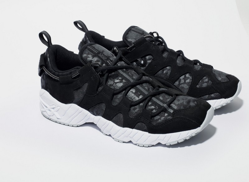 """new concept bf96e 5763d ASICS Tiger GEL-MAI """"黒豹"""" """"mita sneakers""""   SHOES MASTER"""