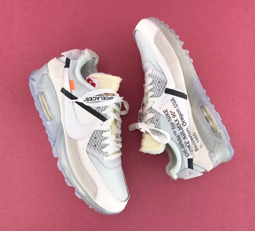 best sneakers 63ee2 ad8ce http   hypebeast com image 2017 07 off-white-nike-air-max-90-new-photos-.  HYPEBEAST