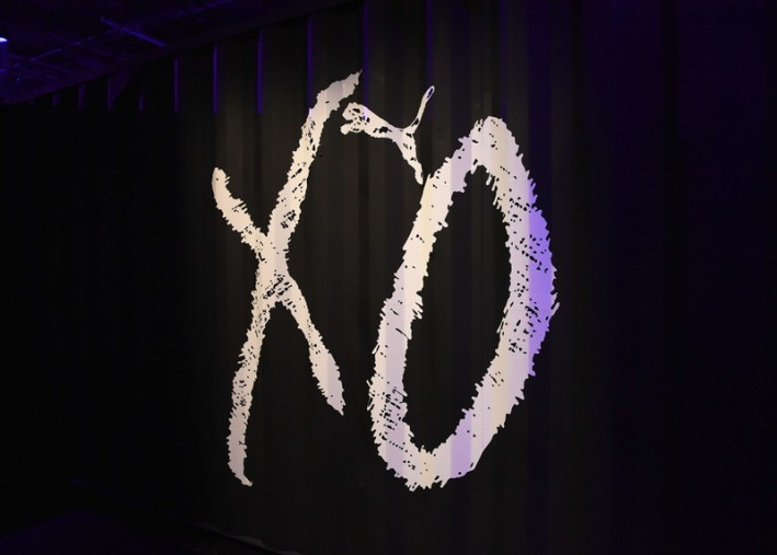 PUMA XO Launch Event in Las Vegas with Performances by The Weeknd