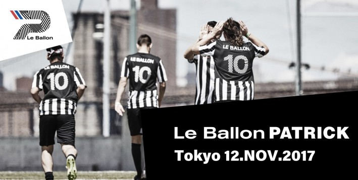 Le Ballon PATRICK Top