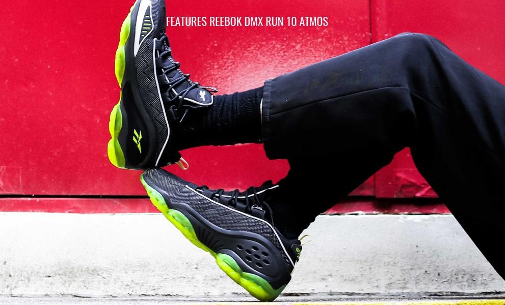 "2ed6404cbfe Reebok CLASSIC ""REEBOK DMX RUN 10 ATMOS"" Release!"