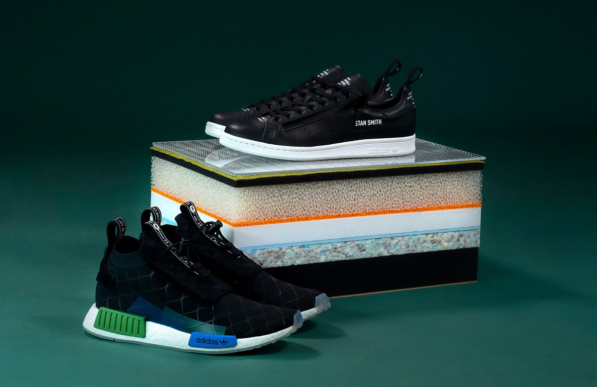adidas Originals STAN SMITH \u0026 NMD TS1